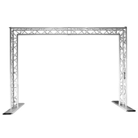 Chauvet Trusst Qt Goal Post Kit 5 Or 7 8 Ft Dj Portable Lighting Truss System