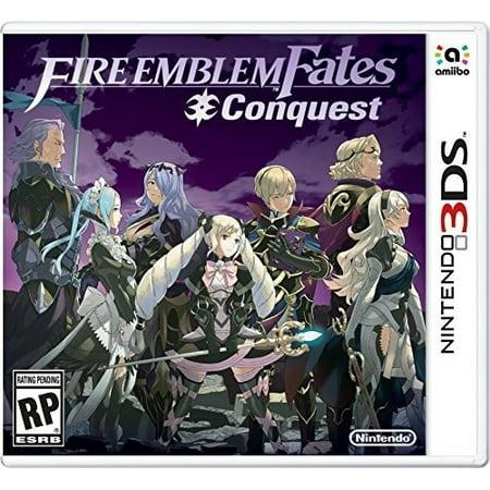 Fire Emblem Fates: Conquest, Nintendo, Nintendo 3DS,
