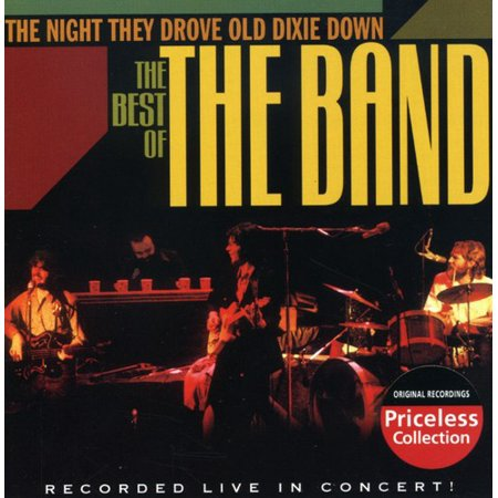 Night They Drove Old Dixie Down-Live (The Night They Drove Ol Dixie Down)