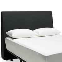 MoDRN Scandinavian Henrik Upholstered Headboard, Multiple Colors and Sizes