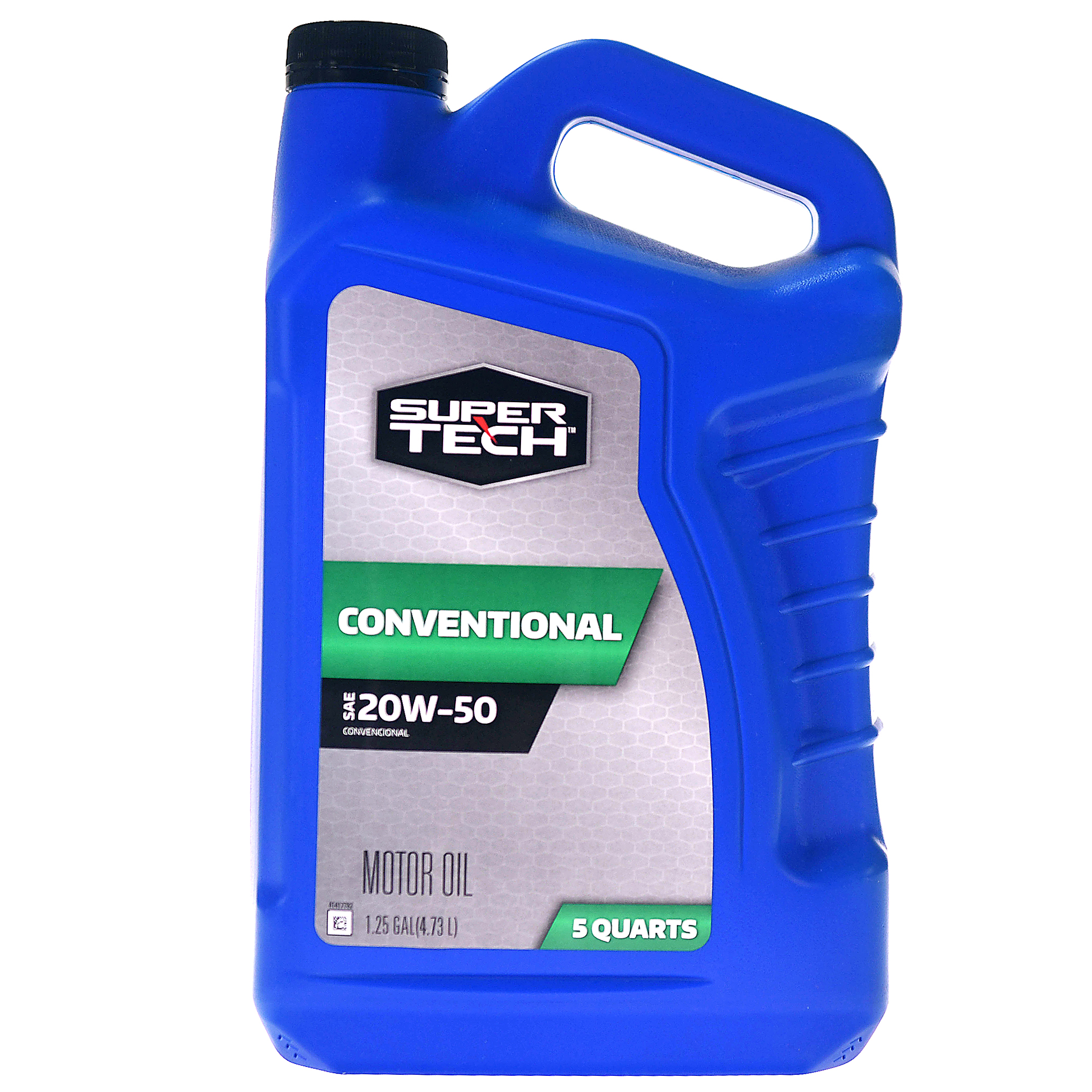 (3 Pack) SuperTech Conventional Motor Oil, 20W-50 Weight, 5 Quarts