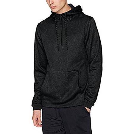 under armour men's storm armour fleece  zip hoodie, black /black, x-large (Under Armour Hoodie Zip Mens)