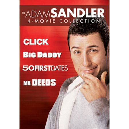 Click / Big Daddy / 50 First Dates / Mr. Deeds (DVD) - Big Daddy Zombie