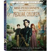 Miss Peregrine's Home for Peculiar Children (Blu-ray + DVD) by