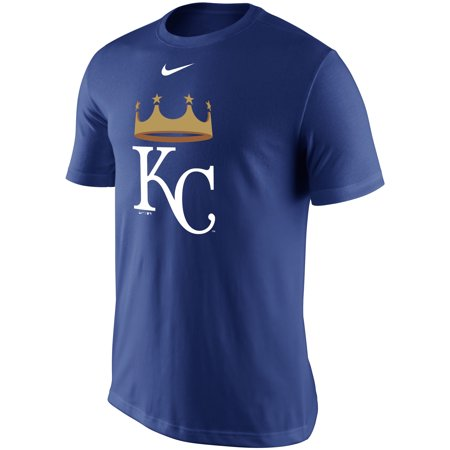 Kansas City Royals Nike Legend Batting Practice Primary Logo Performance T-Shirt -