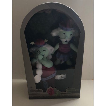 Disney Parks Haunted Mansion Opera Singer Set Glow Limited Plush New with Box](Cool Glow Stuff)