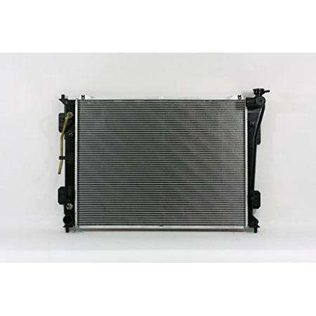 Radiator - Pacific Best Inc For/Fit 13190 11-14 Hyundai Sonata Manual Transmission 2.4L w/Transmission Oil