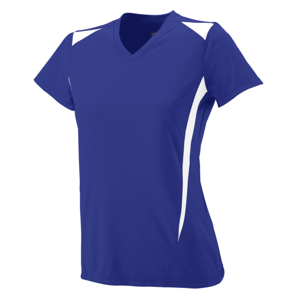 Augusta Ladies Premier Jersey Pur/Whi 2Xl - image 1 of 1