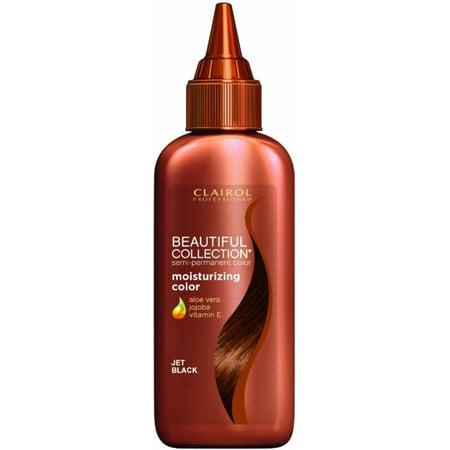 Clairol Semi Permanent Hair Color Jet Black
