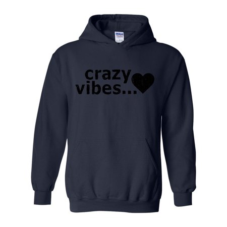 Crazy Vibes Style w Shoes Bags Hats Flags Matching Couples Birthday Gift Unisex Hoodies Sweater