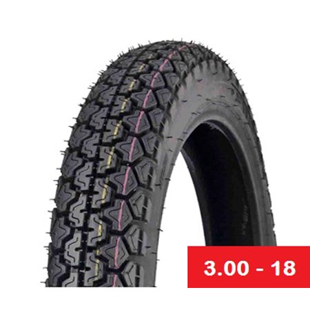 Tire 3.00 - 18 Tube Type Front/Rear BMW HONDA KAWASAKI SUZUKI (Best Tyres For Bmw 135i)