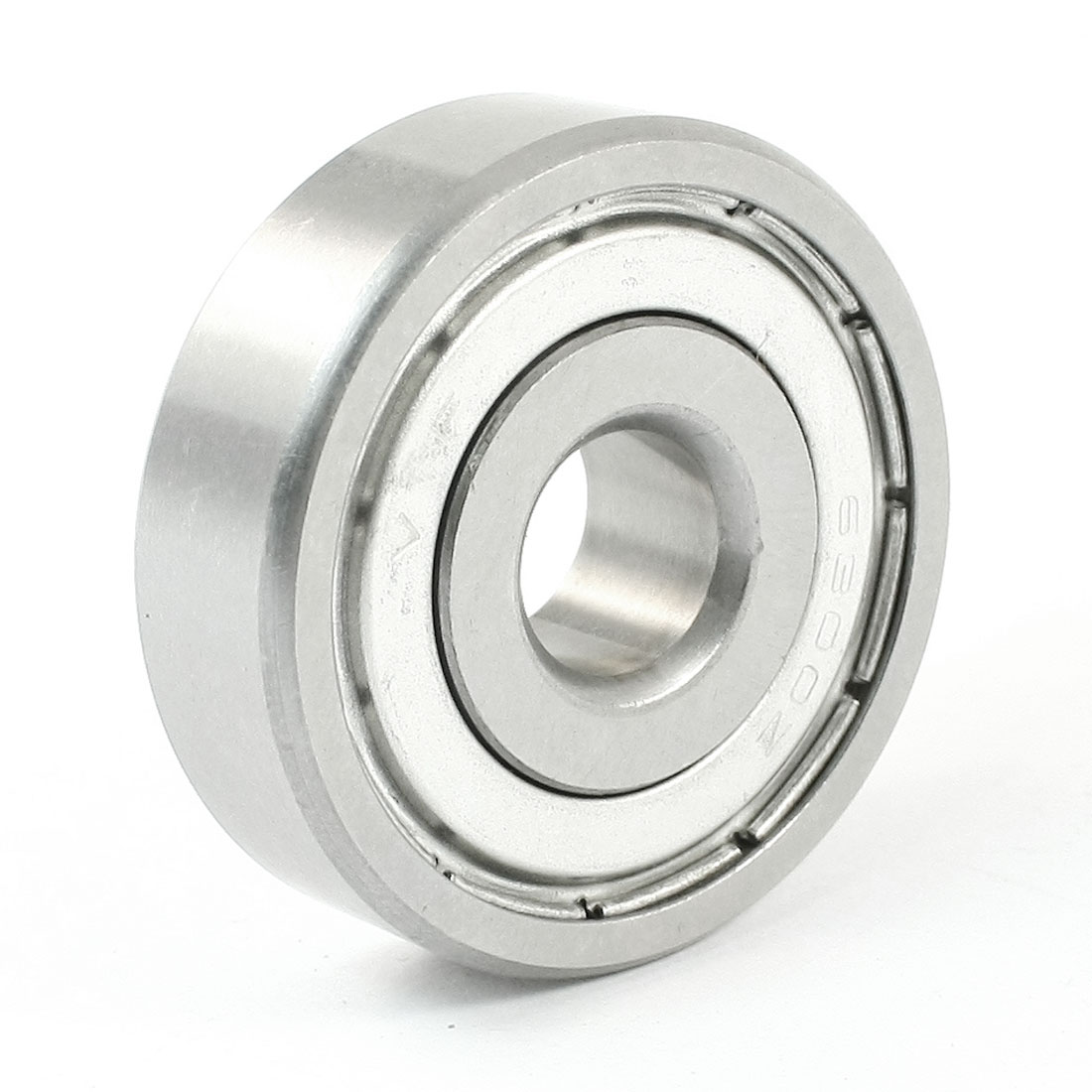 Unique Bargains 10mmx35mmx11mm Double Shielded 6300Z Deep Groove Ball Bearing - image 1 of 1