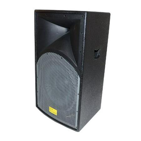 Sonic Pro Audio   Dmv3615   15 Woofer   Wooden Painted Cabinet