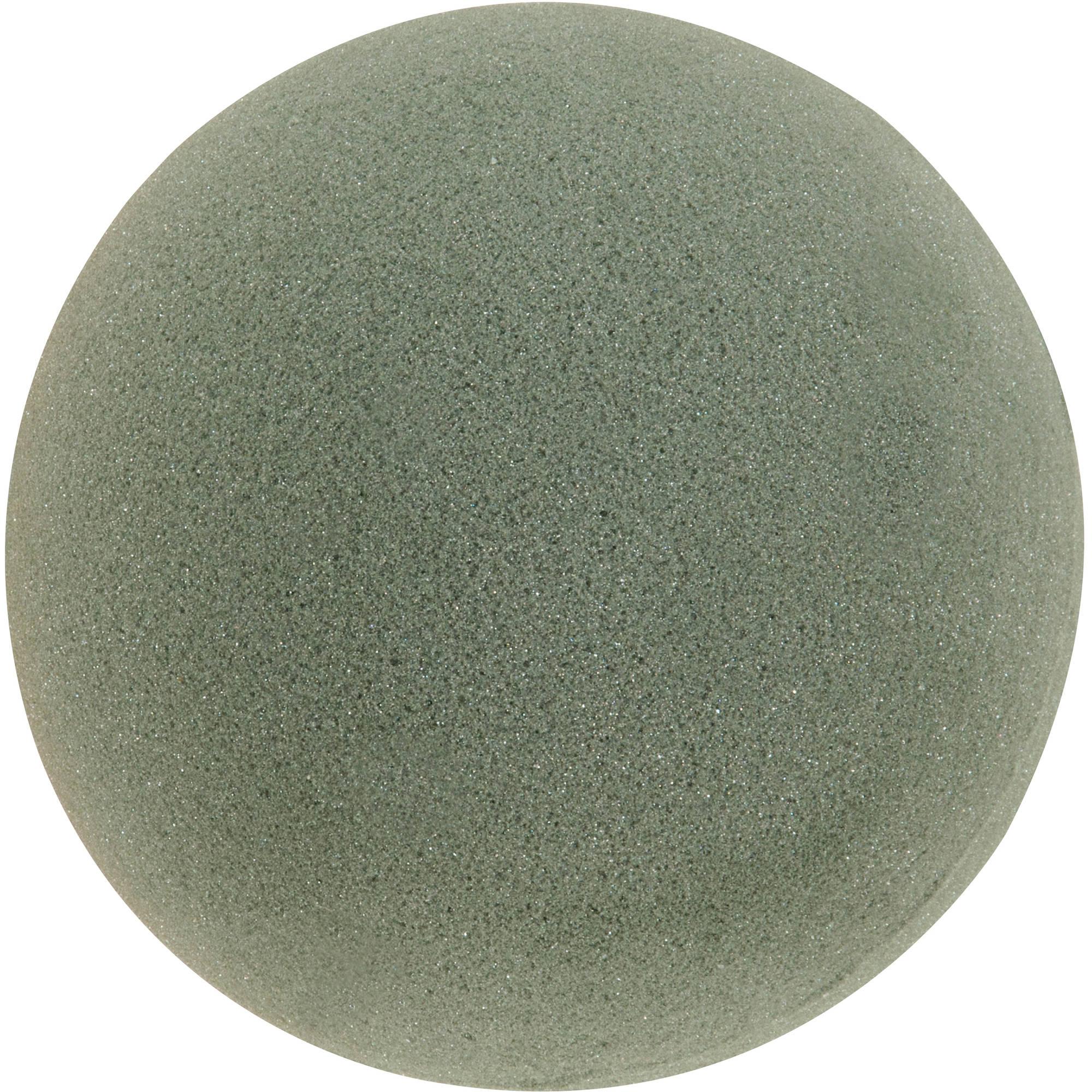 Design It Dry Foam Ball 5in, Green