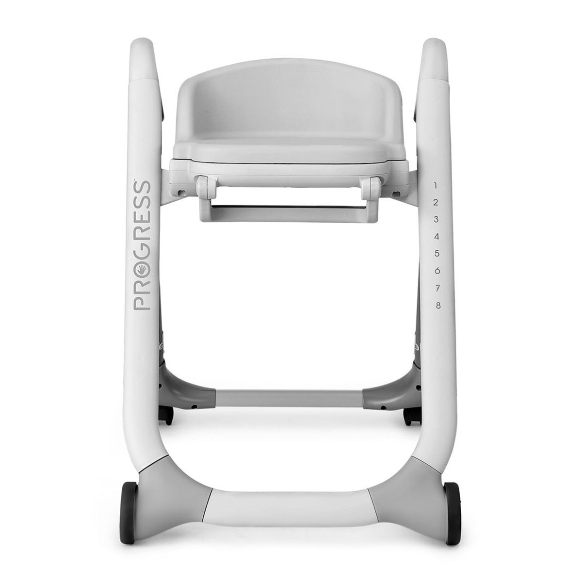 Calypso Open Box Chicco Polly Progress 5-in-1 Adjustable Booster Highchair
