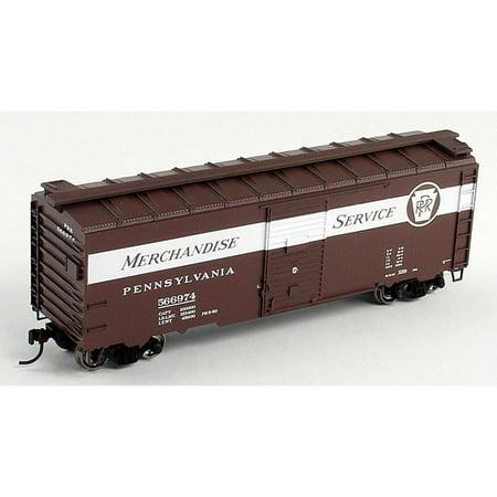 Athearn HO Scale 40' Youngstown Door Box Car Pennsylvania Railroad/PRR -