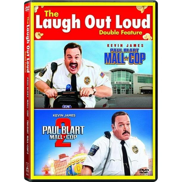 Paul Blart Mall Cop Paul Blart Mall Cop 2 Dvd Walmart Com Walmart Com