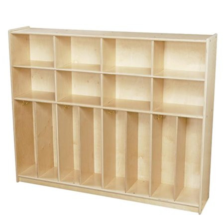 Contender C50860 Contender Baltic Birch Neat-N-Trim Lockers 60 In. With Rta