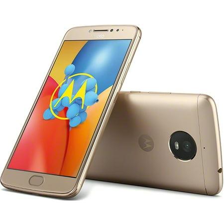 Motorola Moto E4 Plus 32GB Unlocked Smartphone, Fine
