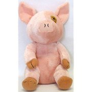 if you give a pig a pancake 12 plush this is a 12  tall all plush pig beautifully detailed by kohl s from laura numeroff s  if you give a pig a pancake . SKU:ADIB00334FQJA