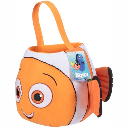 Finding Dory Nemo Jumbo Plush Basket for $<!---->