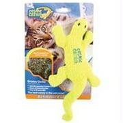 Cosmic Catnip Refillable Catnip Toy Groovy Gecko, 1.0 CT