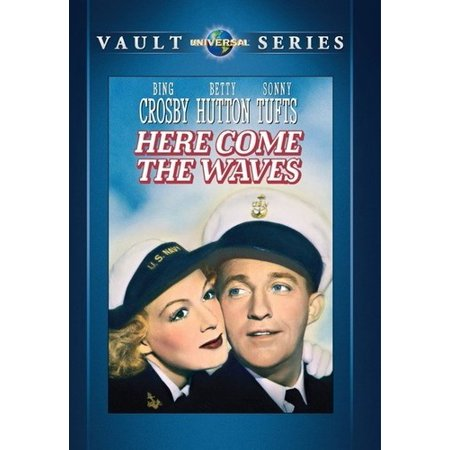 Here Come The Waves (DVD)](Guy Waving)