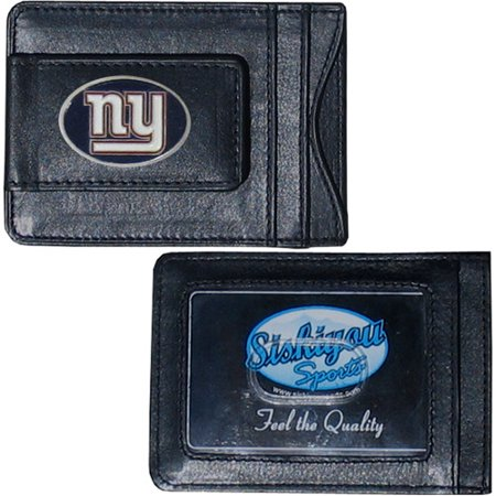 NFL - Money Clip and Cardholder,  New York Giants