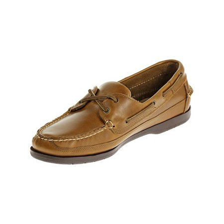 Sebago Mens Schooner Boat Shoes in Cognac (Boats Shoes Timberland)