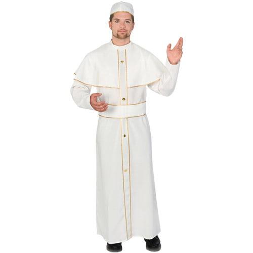 Holy Pope Man Adult Halloween Costume