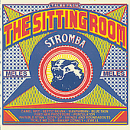 Stromba - Tales From the Sitting Room [CD]