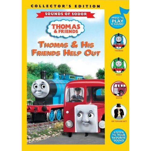 Thomas And Friends: Friends Help Out (Full Frame)