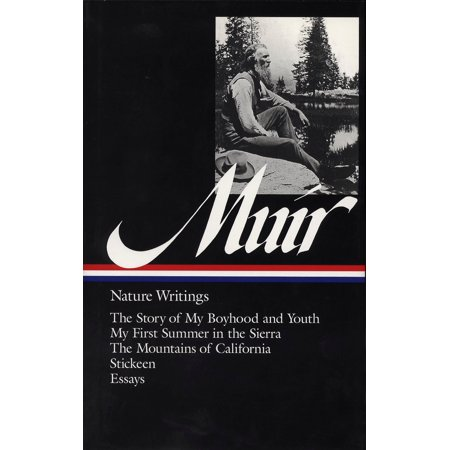 John Muir: Nature Writings (LOA #92) : The Story of My Boyhood and Youth / My First Summer in the Sierra / The  Mountains of California / Stickeen / essays - Essay Halloween Story