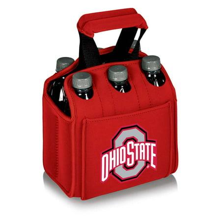 Ohio State Beverage Buddy (6pk) (Red) - Ohio State Beverage