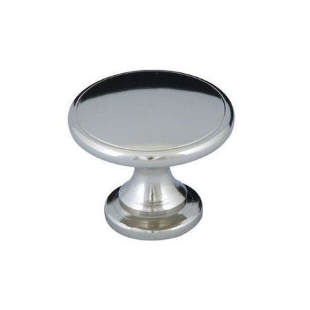 Richelieu BP81224 1-3/4u0022 Diameter Mushroom Cabinet Knob