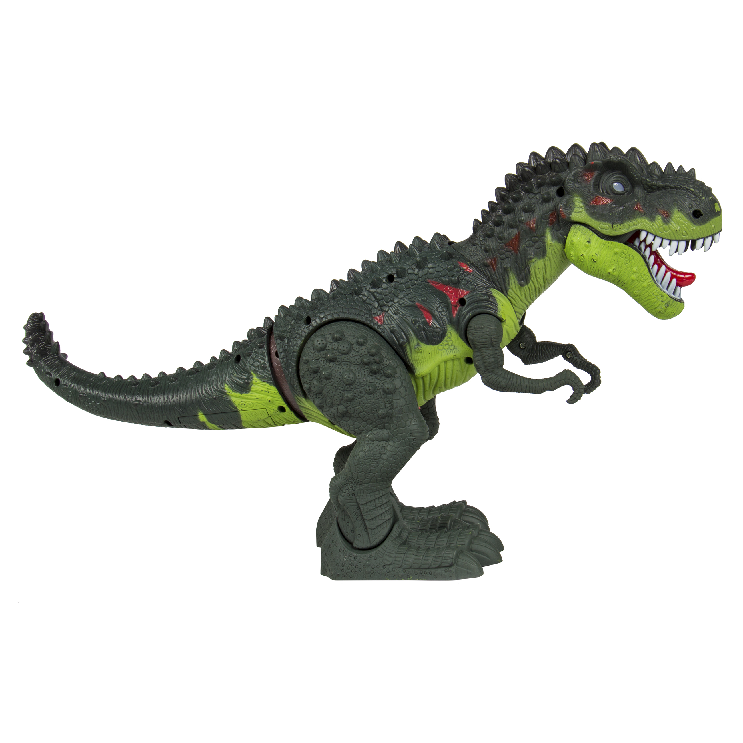 Kids Toy Walking T Rex Dinosaur Toy Figure With Lights & Sounds