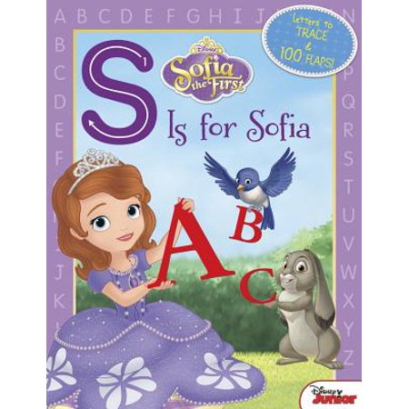 S Is for Sofia (Board Book)
