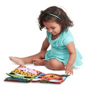 Follure-DXJ-As shown-Face Matching Baby Toy Cloth Development Books Learning & Education Cloth Books