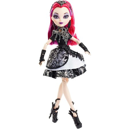 Ever After High Dragon Games Teenage Evil Queen Doll (Ever After High Raven Queen Story)