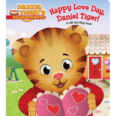 Happy Love Day Daniel Tiger (Board Book)