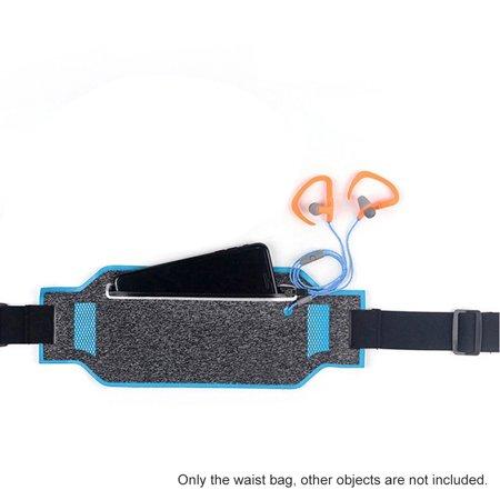Waterproof Cycling Waist Bag Outdoor Activity Running Jogging Hiking Waist Bag Sports Cellphone - Cell Activity