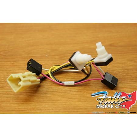 1999-2002 Dodge Ram 1500 2500 3500 Overhead Console Light Wiring Mopar