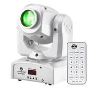 American DJ Inno Pocket Spot Pearl LED Moving Head DMX Light w/ Wireless Remote