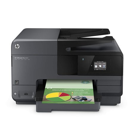 HP Officejet Pro 8620 Color Inkjet Printer, Copy/Fax/Print/Scan, Wireless, Duplex Printing, Up to 31