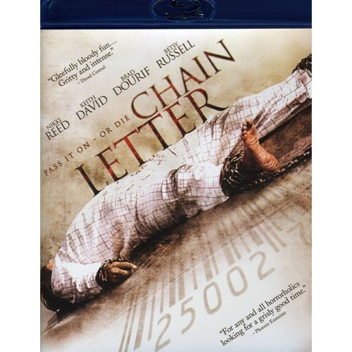 Chain Letter (Blu-ray) (Widescreen)