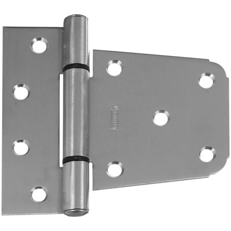 """Image of """"National Hardware N342-543 3-1/2"""""""" Stainless Steel Extra Heavy Gate Hinge"""""""