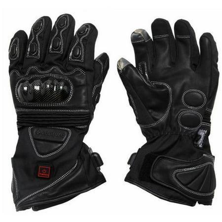 Venture Carbon Street 12V Heated Gloves