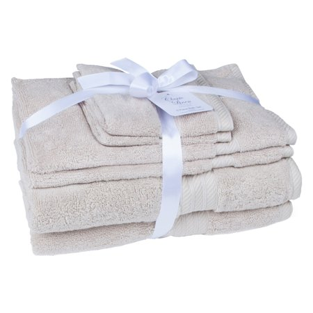 Aged Pewter Towel (American Dawn Hopewell 6 Piece Towel)