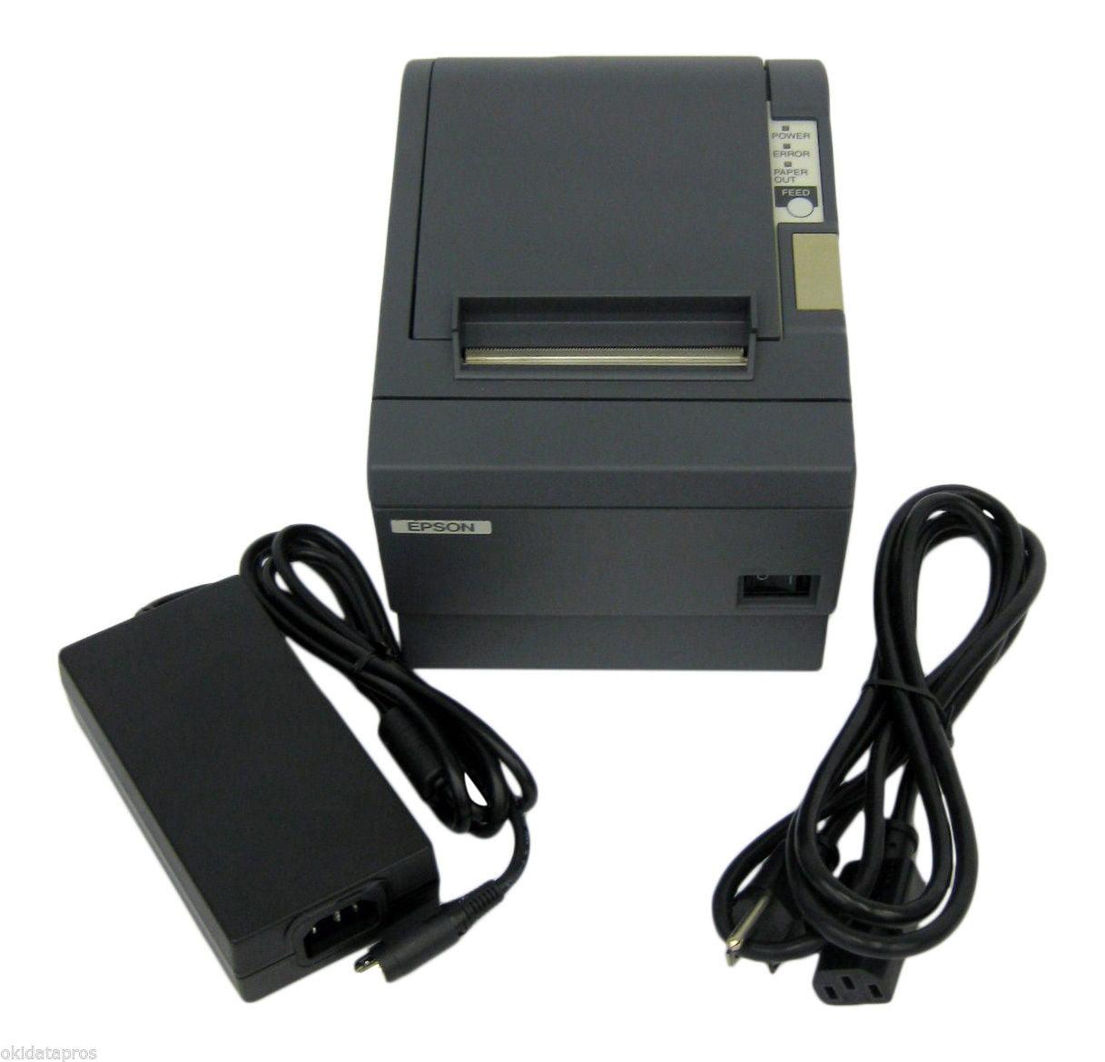 Epson Seiko TM-T88IIIP M129C POS Thermal Receipt Printer ...