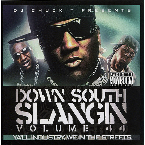 Down South Slangin 44: Ya'll Industry, We In The Streets